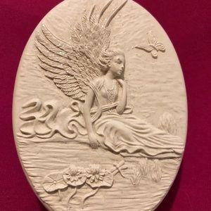 Angel / butterfly jewelry box